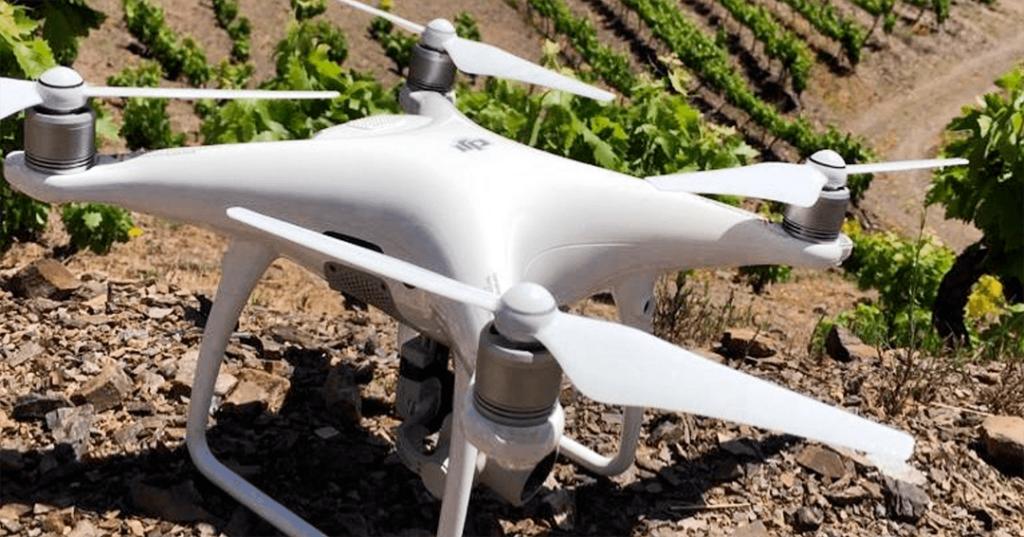 Rodatge en Drone