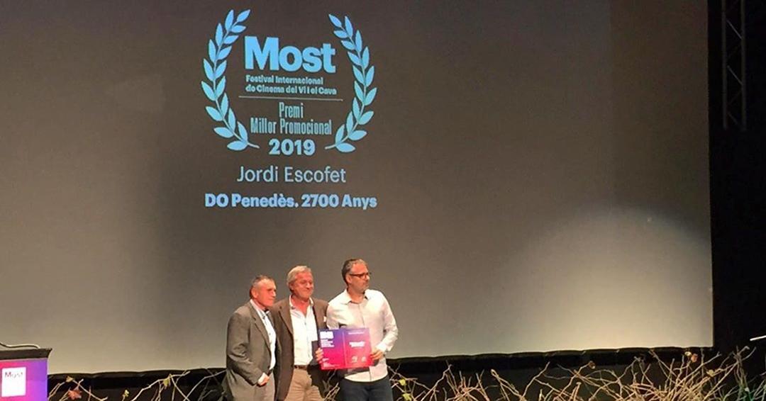 Premi al Most Festival 2019