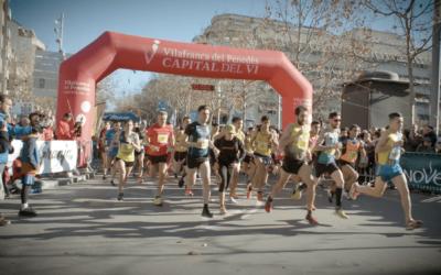 Cursa 10K Vilafranca del Penedès