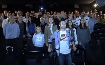 SkyFall – Andrés Iniesta