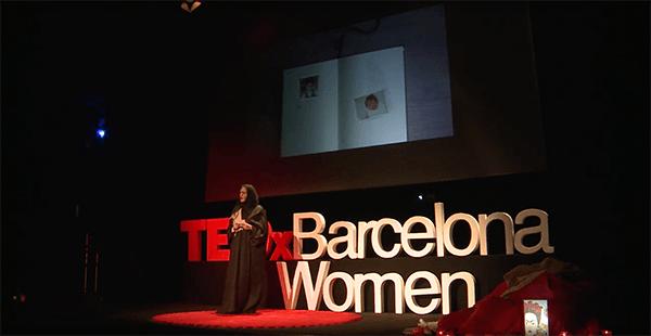 TedX Talks Woman Barcelona