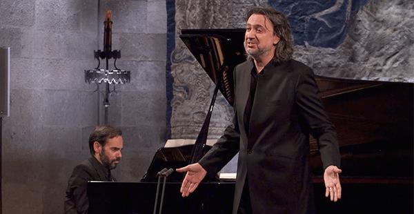 Recital Streaming David Alegret