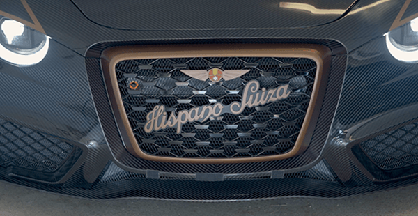 Hispano Suiza | Carmen Boulogne Circuit INTA, Madrid